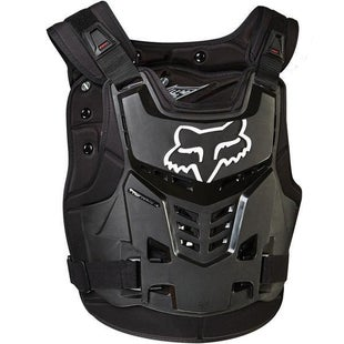Fox Racing Proframe LC, CE Body Protection - Blk
