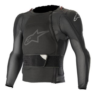 Alpinestars Sequence Protection Jacket - Long Sleeve Body Protection - Black