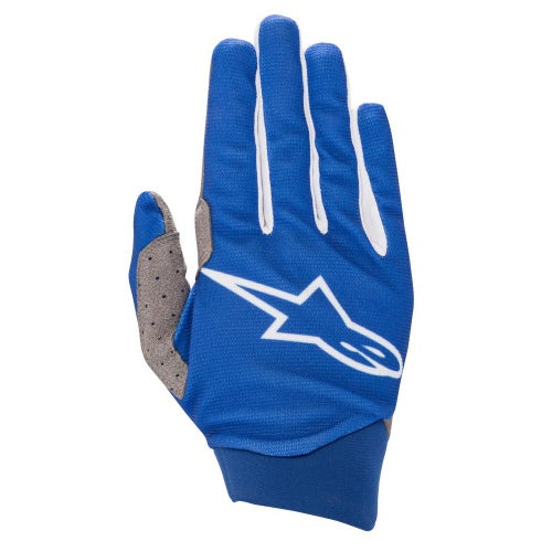 Alpinestars Dune Motocross Gloves - Blue