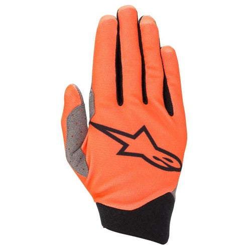 Alpinestars Dune Motocross Gloves - Orange Fluo