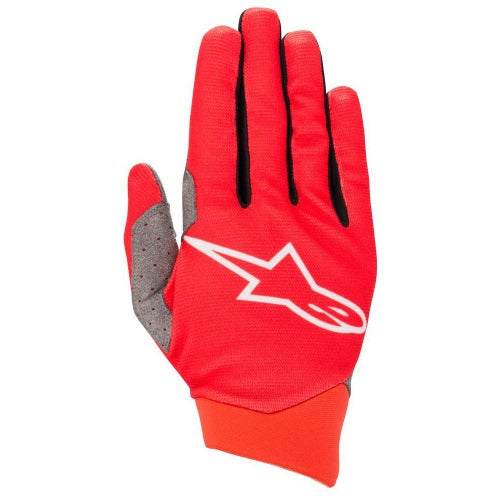 Alpinestars Dune Motocross Gloves - Red