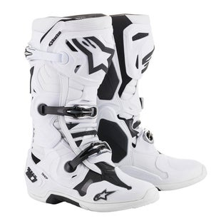 Botas MX Alpinestars Tech 10 - White