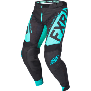 FXR Helium , MX-bukser - Black/mint