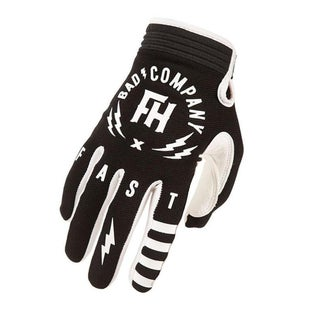 Fasthouse Speed Style Bad Company Motocross Gloves - Black