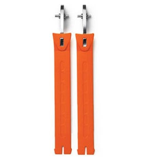 Motocross Boot Spares Sidi MX Strap For Pop Buckle Long - Orange