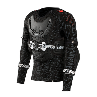 Leatt YOUTH 5.5 MX and Enduro Torsobescherming - Black