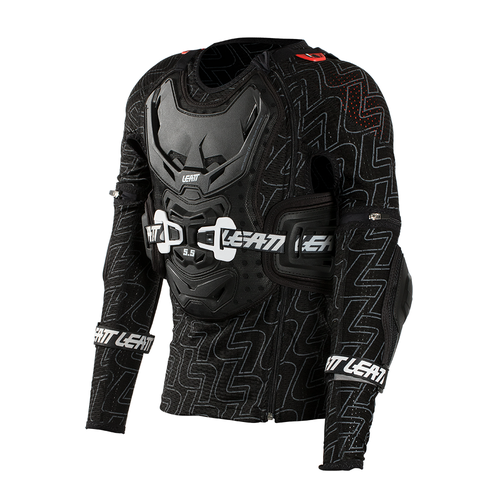 Leatt YOUTH 5.5 MX and Enduro Body Protection - Black