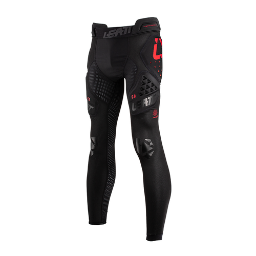 Leatt 3DF 6.0 MX Motocross and Enduro Impact Pants Protective Shorts - DF 6.0 MX Motocross and Enduro Impact Pants