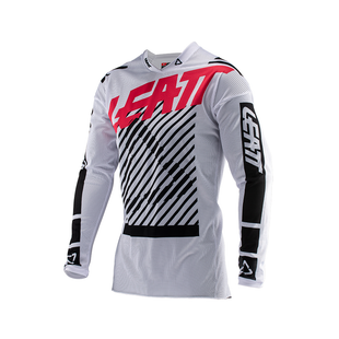 Leatt GPX 4.5 XFlow Enduro and MX Trui - White