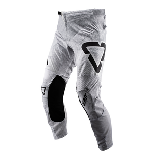 Leatt GPX 4.5 Enduro and MX Broek - Tech White