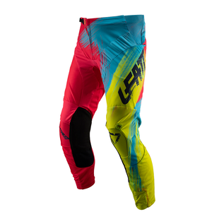 Leatt GPX 4.5 Enduro and Motocross Pants - Red Lime