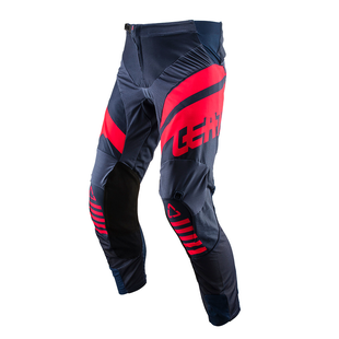 Leatt GPX 4.5 Enduro and Motocross Pants - Ink Red