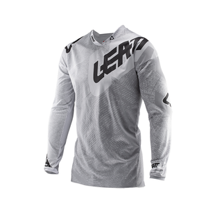 Leatt GPX 4.5 Lite Enduro and Motocross Jerseys - Tech White