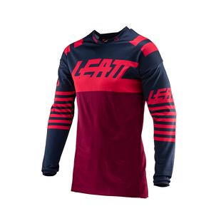 Leatt GPX 4.5 Lite Enduro and Motocross Jerseys - Ink Red