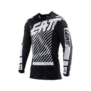 Leatt GPX 4.5 Lite Enduro and Motocross Jerseys - Black