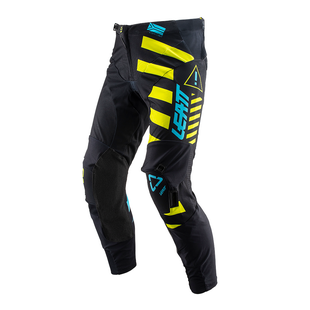 Leatt GPX 5.5 IKS Enduro and Motocross Pants - Black Lime