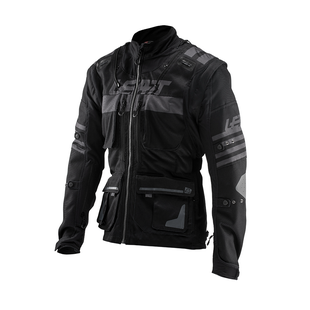 Leatt GPX 5.5 Trail Riding and Enduro Jacket - Black