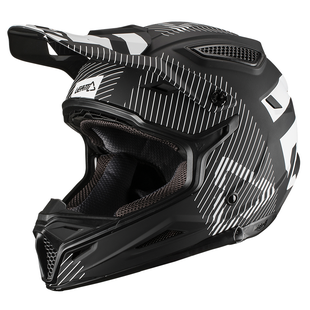 Leatt GPX 4.5 YOUTH Enduro and Motocross Helmet - Black