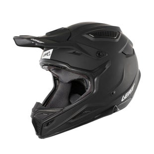 Leatt GPX 4.5 V192 Enduro and Motocross Helmet - Satin Black