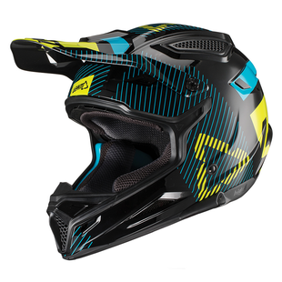 Leatt GPX 45 V192 MX Motocross and Enduro Helmet Motocross Helmet - Black Lime