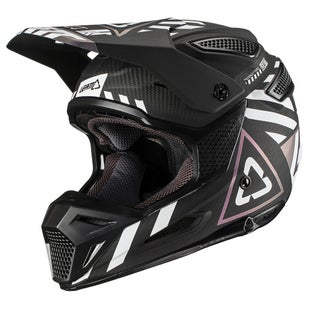 Leatt GPX 6.5 V191 Enduro and Motocross Helmet - Carbon