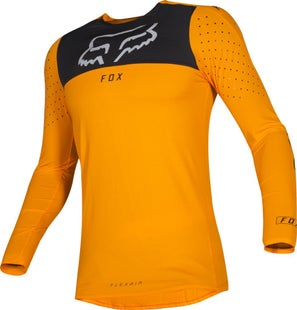 Fox Racing Flexair Royl Motocross Jerseys - Flame Orange