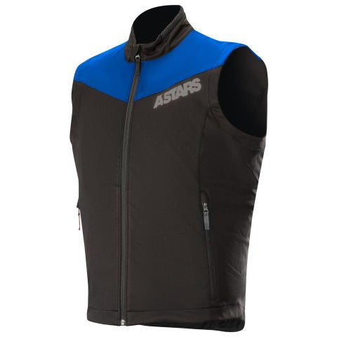 Alpinestars Session Race Vest Enduro Jacket - Blue Black