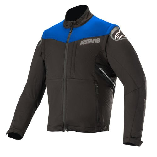 Alpinestars Session Race Enduro Jacket - Black Blue