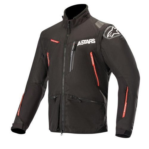 Alpinestars Venture R Bike Jacket - Black Red