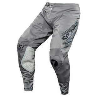 Seven 182 Rival Volume Motocross Pants - Grey White