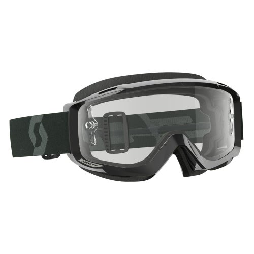 Scott Sports Split OTG Motocross Goggles - Clear Lens