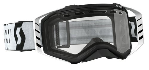 Scott Sports Prospect Enduro Vented Lens Brýle pro motokros - Black White