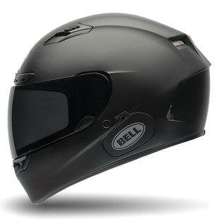 Bell Qualifier DLX Road Helmet - Solid Matte Black