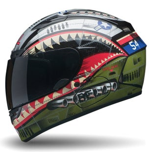 Bell Qualifier DLX Road Helmet - Matte Devil May Care