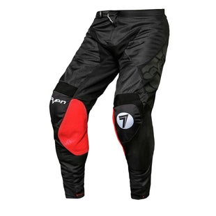 Seven 181 Rival Militant Motocross Pants - Red Black