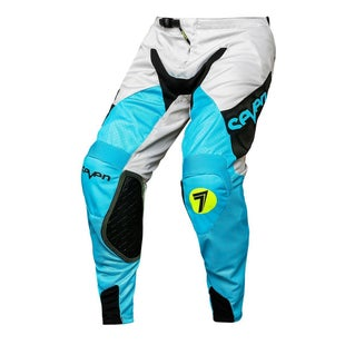 Seven 181 Rival Militant Motocross Pants - Blue Cement