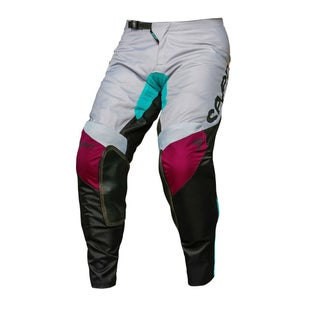 Seven 181 Annex Ignite Motocross Pants - Black Maroon