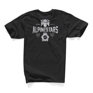 Alpinestars Andres Short Sleeve T-Shirt - Black