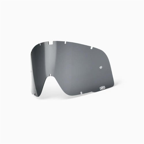 100 Percent Barstow Dalloz Curved Motocross Goggle Lense - Smoke