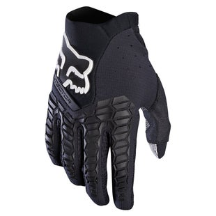 Fox Racing Pawtector Motocross Gloves - Black