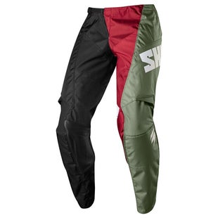 Shift WHIT3 LABEL Tarmac Motocross Pants Motocross Pants - Black