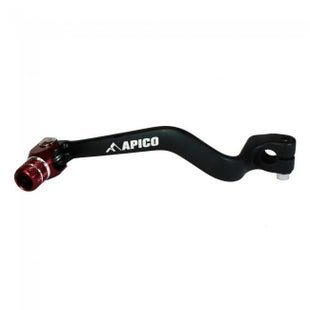 Apico Trials Gear Pedal Beta 125300 Trials 0017 Gear Lever - Black Red