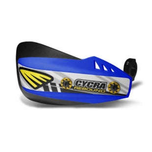 Cycra Rebound Kit Enduro and MX Hand Guard - Blue