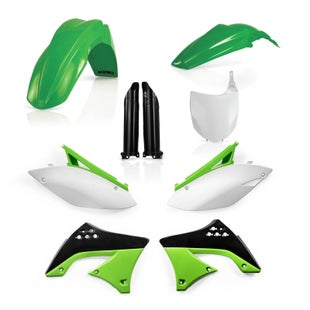 Acerbis Full Plastic Kit Kawasaki KXF450 0911 Plastic Kit - Replica 10 11