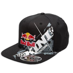 Kini Red Bull Chopped Cap - Black