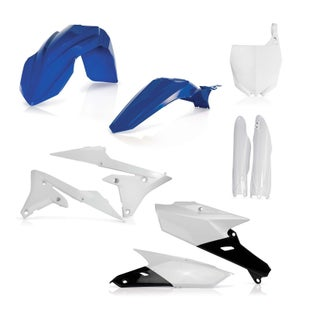 Acerbis Full Plastic Kit Yamaha YZF 450 1417 Plastic Kit - Replica Blue 14