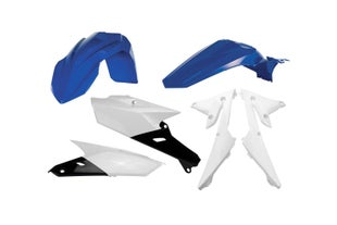 Acerbis Basic Plastic Kit Yamaha YZF 450 1417 Plastic Kit - Replica Blue 14