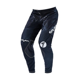 Seven 181 Zero Staple Motocross Pants - Black