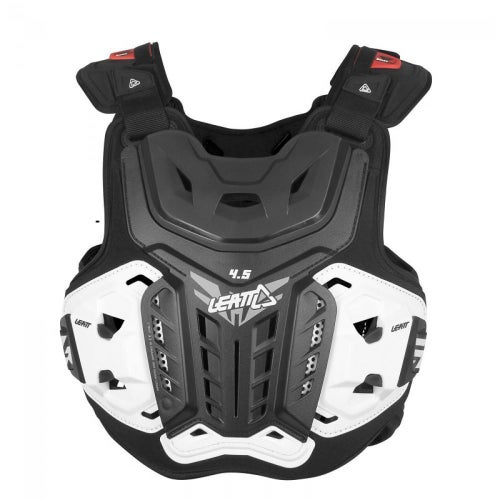 Leatt 4.5 MX Motocross and Enduro Body Protection - Black