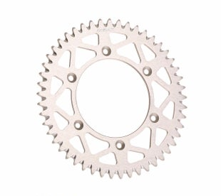 RFX Pro Series Elite Rear Sprocket Yamaha YZ8085 9317 Rear Sprocket - Silver